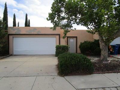 Albuquerque Attached For Sale: 7004 Cisco Road NW