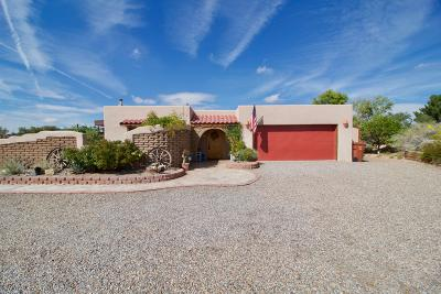 Corrales Single Family Home For Sale: 421 Chimaja Road