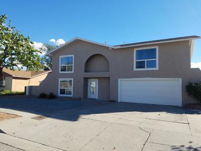 Single Family Home For Sale: 9320 Farragut Drive NE