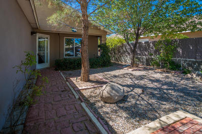 Albuquerque Single Family Home For Sale: 8616 Lone Prairie Avenue SW