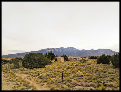 Placitas Residential Lots & Land For Sale: Lot 126 Ocate Court