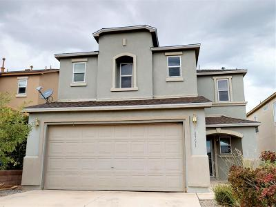 Albuquerque Single Family Home Active Under Contract - Short : 10751 McMichael Lane SW