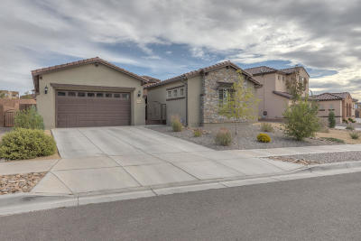 Rio Rancho Single Family Home For Sale: 4222 Pico Norte Lane NE