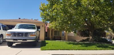 Rio Rancho Single Family Home For Sale: 3105 Mason Meadows Drive NE