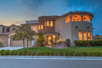 Bernalillo Single Family Home For Sale: 1012 C De Baca Lane