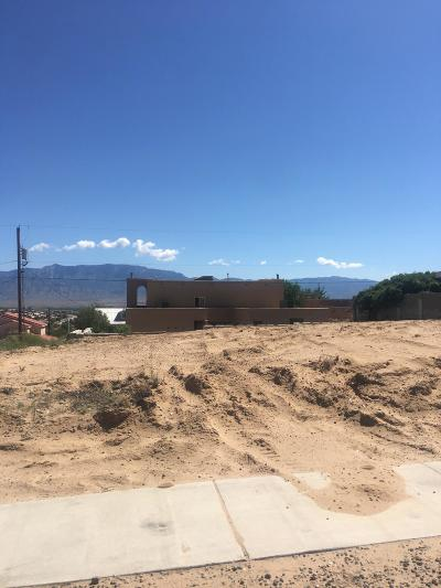 Albuquerque Residential Lots & Land For Sale: Dover Street NW