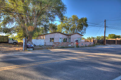 Corrales Single Family Home For Sale: 6063 Corrales Road