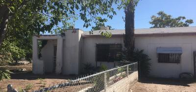 Albuquerque Single Family Home For Sale: 3104 Hughes Drive SW