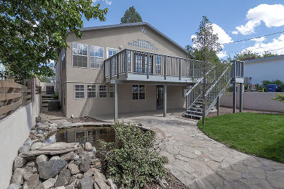 Albuquerque Single Family Home For Sale: 521 Bryn Mawr Drive