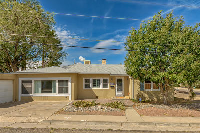 Single Family Home For Sale: 1721 Ross Place SE