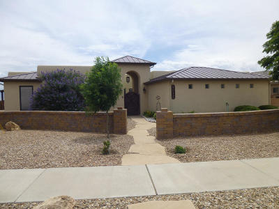 Albuquerque Single Family Home For Sale: 5612 Popo Drive NW