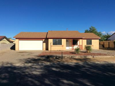 Rio Rancho Single Family Home For Sale: 368 Alda Road SE