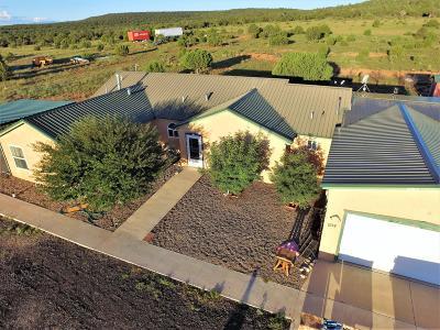 Torrance County Single Family Home For Sale: 69 Casper Court