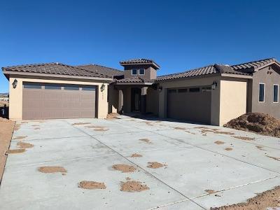 Rio Rancho Single Family Home For Sale: 6409 Nacelle Road NE