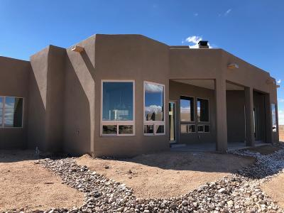 Placitas Single Family Home For Sale: 8 Pueblo Bonito Loop