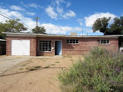 Bernalillo County Single Family Home For Sale: 1229 Propps Street NE
