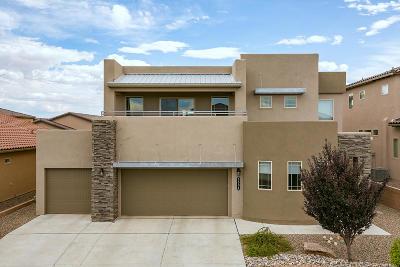 Albuquerque Single Family Home For Sale: 8504 Bouvardia Avenue NW