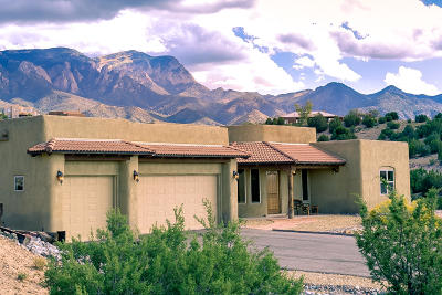 Bernalillo, Placitas Single Family Home For Sale: 33 Calle Del Sol