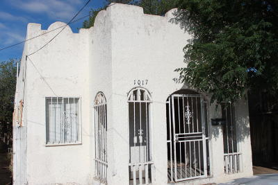 Albuquerque Single Family Home For Sale: 1017 12th Street NW