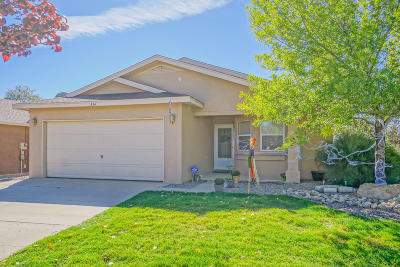 Rio Rancho Single Family Home For Sale: 524 Truchas Meadows Drive NE