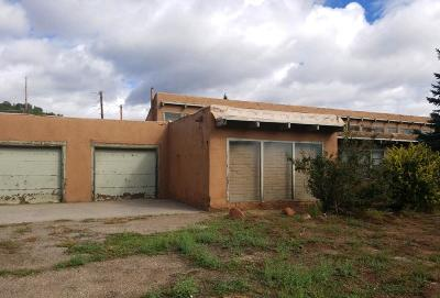 Tijeras Single Family Home For Sale: 24 Camino Municipal
