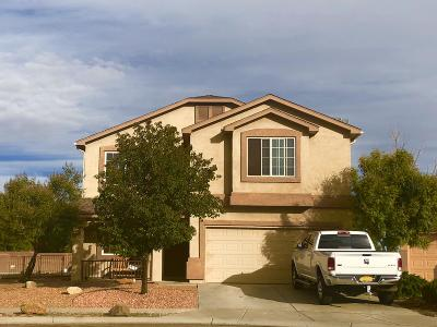 Valencia County Single Family Home For Sale: 561 Blue Sage Avenue SW