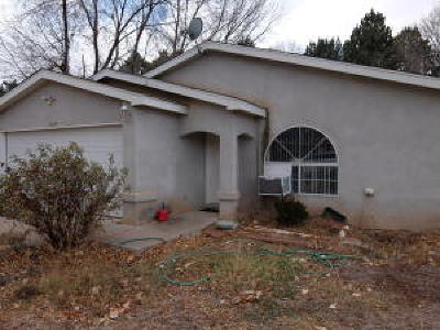 Albuquerque Single Family Home For Sale: 2147 Don Andres Place SW