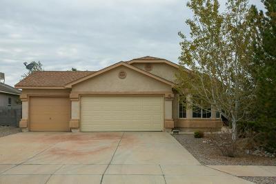 Rio Rancho Single Family Home For Sale: 3437 Hunters Meadows Circle NE