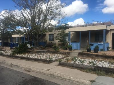 Albuquerque Multi Family Home For Sale: 2703 Garfield Avenue
