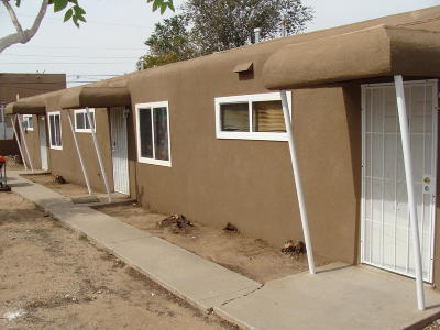 Albuquerque Multi Family Home For Sale: 515 Texas Street NE