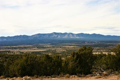 Torrance County Residential Lots & Land For Sale: 130 Deer Canyon Trail