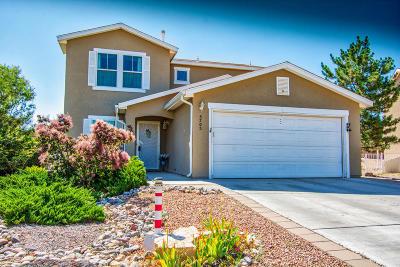 Rio Rancho Single Family Home For Sale: 3705 Rancher Loop NE