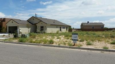 Rio Rancho NM Residential Lots & Land For Sale: $34,000