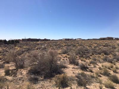 Rio Rancho NM Residential Lots & Land For Sale: $47,500