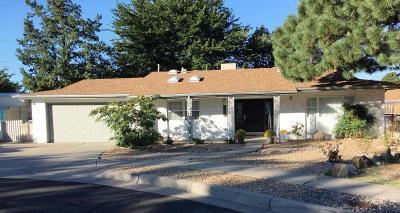 Single Family Home For Sale: 4303 Topke Court NE