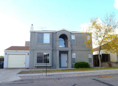 Rio Rancho Single Family Home For Sale: 1612 Twinberry Drive NE