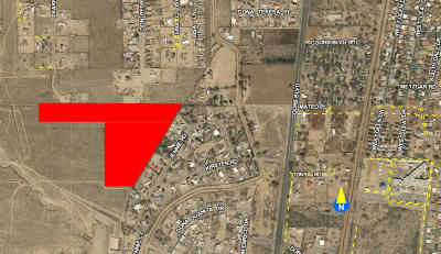Bernalillo County Residential Lots & Land For Sale: Off Pajarito (Pw 1, 2, 10) SW
