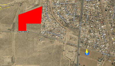 Bernalillo County Residential Lots & Land For Sale: Off Pajarito (Pw 9, 11, 12, 13) Road SW