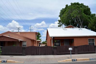 Albuquerque Multi Family Home For Sale: 415 Marquette Avenue NE