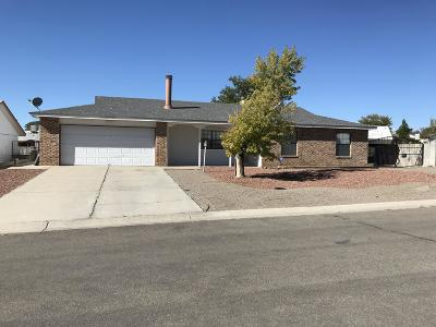 Rio Rancho Single Family Home For Sale: 777 Buckboard Road SE