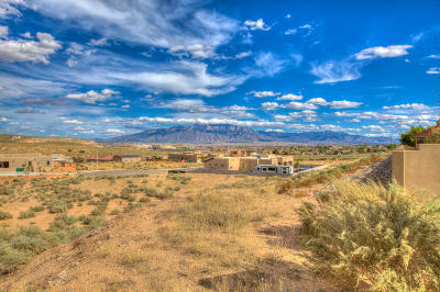 Rio Rancho Residential Lots & Land For Sale: Jade Court NE