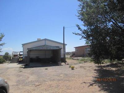 Rio Rancho Single Family Home For Sale: 912 10th Avenue NE
