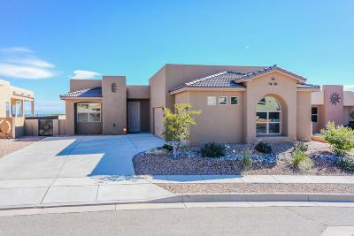 Albuquerque, Rio Rancho Single Family Home For Sale: 6084 Redondo Sierra Vista NE
