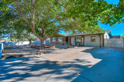 Albuquerque Single Family Home For Sale: 336 56th Street NW