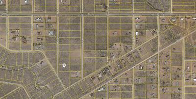 Rio Rancho NM Residential Lots & Land For Sale: $4,750