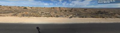 Rio Rancho Residential Lots & Land For Sale: 1405 Northern Boulevard NE