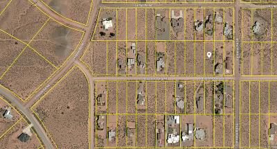 Rio Rancho NM Residential Lots & Land For Sale: $18,400