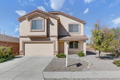 Rio Rancho Single Family Home For Sale: 2130 Margarita Drive SE