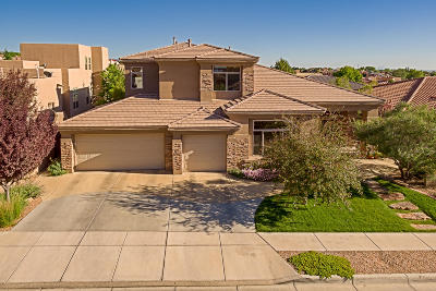Bernalillo County Single Family Home For Sale: 9812 Datura Trail NE