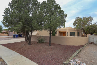 Albuquerque Single Family Home For Sale: 7704 Wells Fargo Trail NW